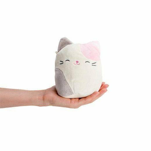 squishmallow 5 karina the cat mini plush