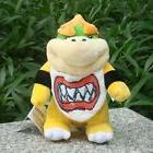 "Nintendo Standing Bowser Jr. 8"" Super Mario Bros Run Plush T"