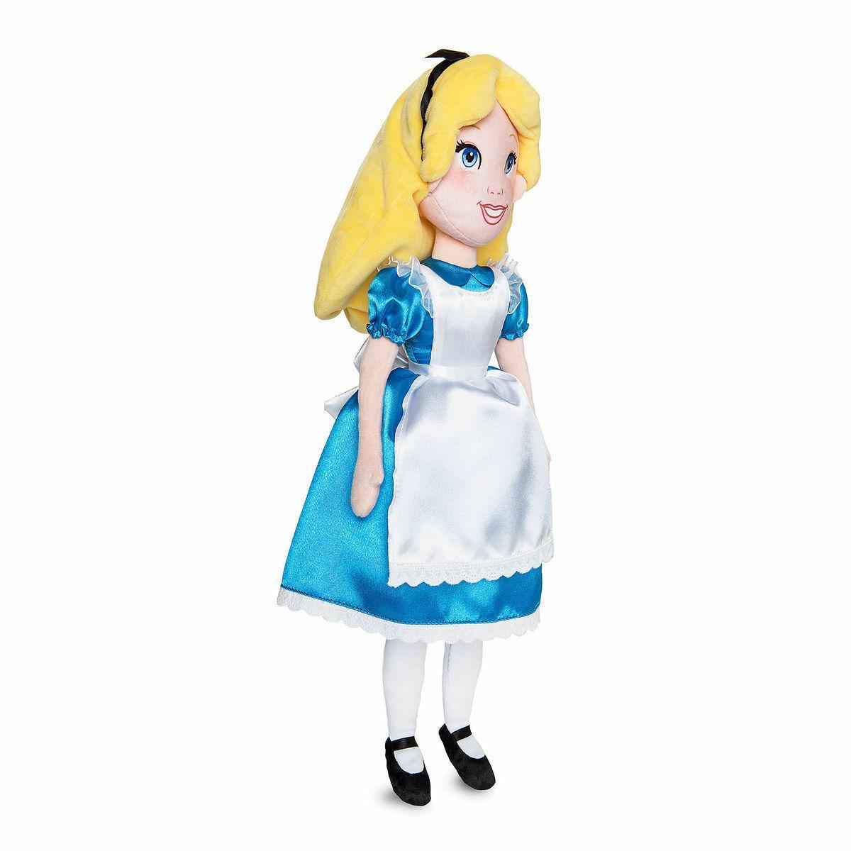 Disney Authentic Alice in Wonderland Doll