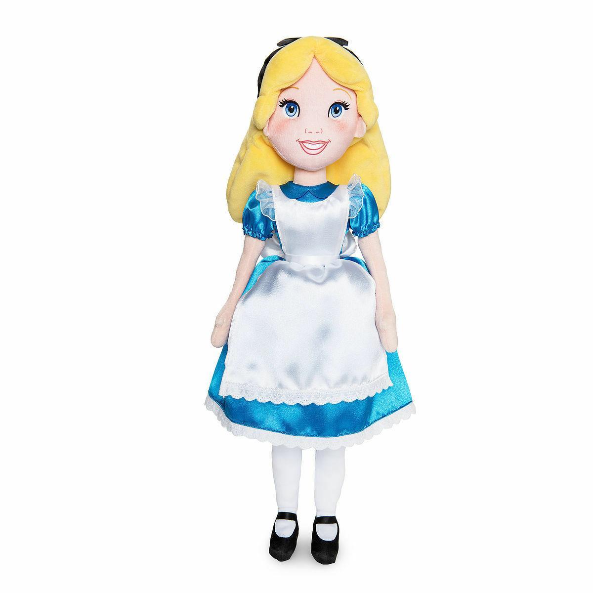 store authentic alice in wonderland plush toy