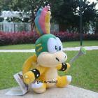 "Super Mario Bros 3 Bowser Koopalings Lemmy Koopa 5.5"" Plush"