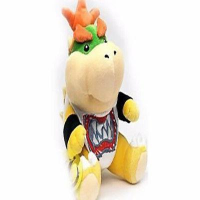 "Super Mario Bowser Toy Stuffed Animal 6"" US Stock"