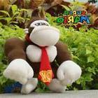 super mario bros plush toy donkey kong