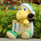 "Super Mario Plush Toy Hammer Bros Koopa 8"" Nintendo Game Stu"