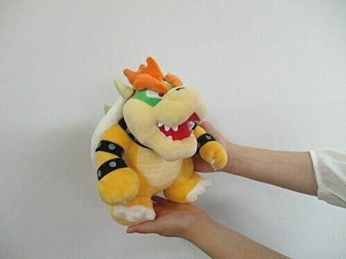 Super Mario Toy Stuffed 10in