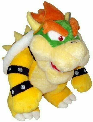 Super Mario Bowser Toy
