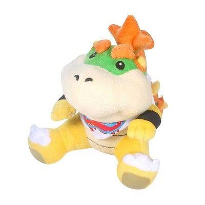 Sanei Super 7 Bowser Koopa Jr. Doll