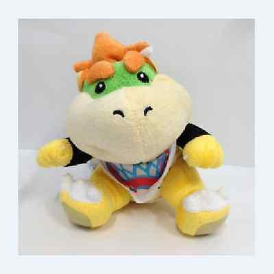 Sanei Mario 7 inch Bowser Jr. Toy Doll