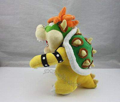 Super 10 inch Standing Plush Toy Nintendo Doll