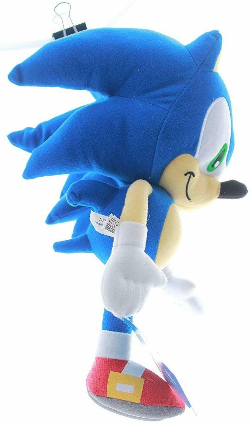 Super Sonic Hedgehog Classic Blue inch Plush Toy for Kids