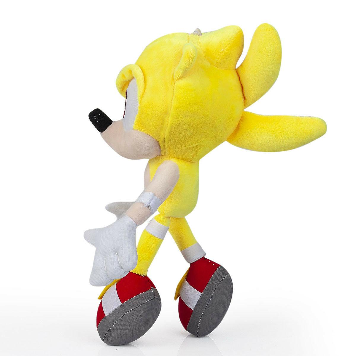 Super Sonic The Hedgehog Tails Doll Animal inch