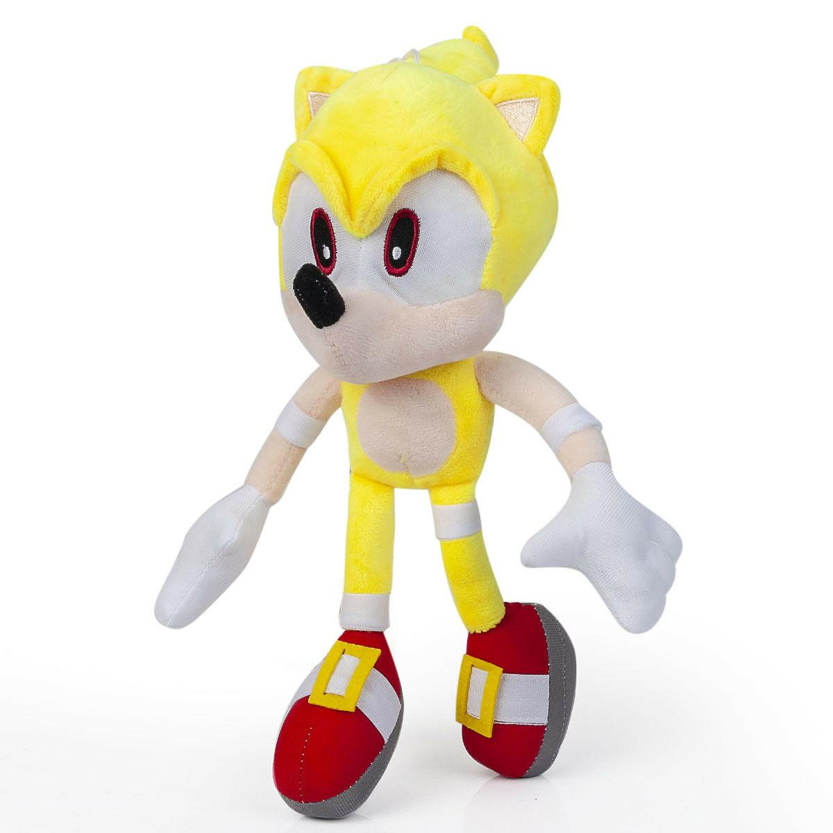 Super Sonic Tails Animal Figure 13 inch Gift