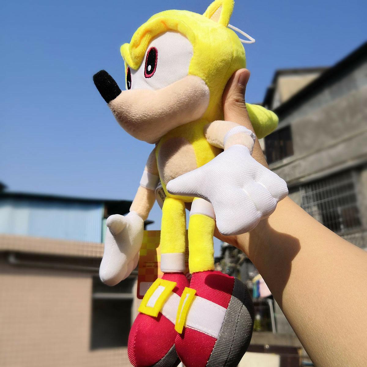 Super The Hedgehog Tails Animal inch