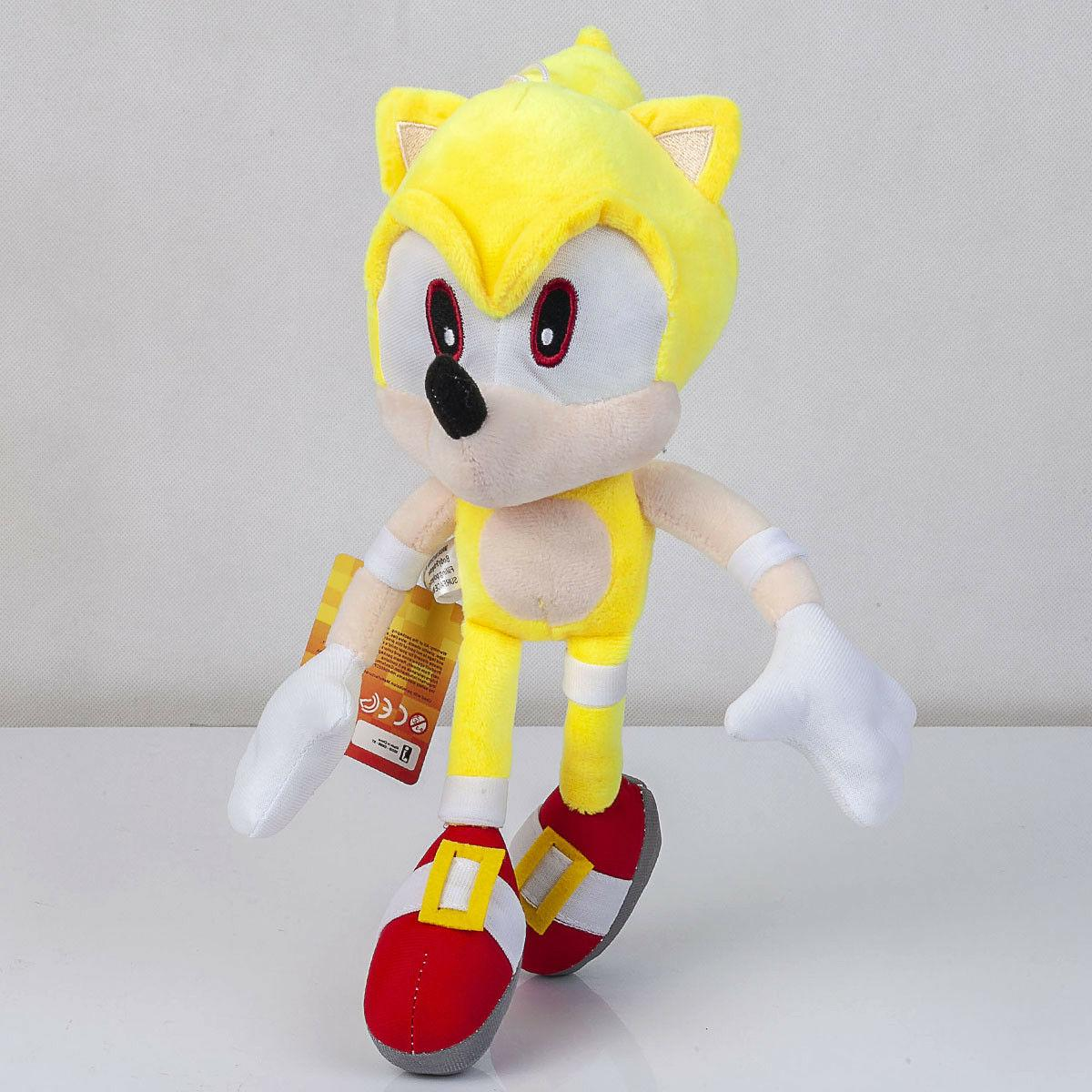 Super Tails Doll Animal Figure inch Gift