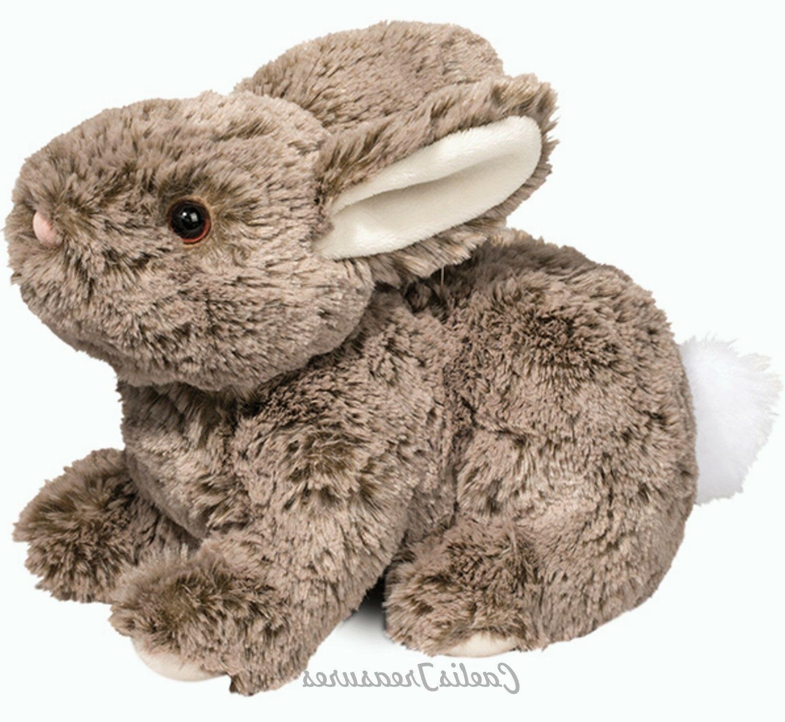 "Douglas Taylor MOCHA 11"" Animal Cuddle NEW"