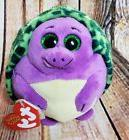TIKI Turtle Beanie Ballz Collection by Ty • New Plush Stu