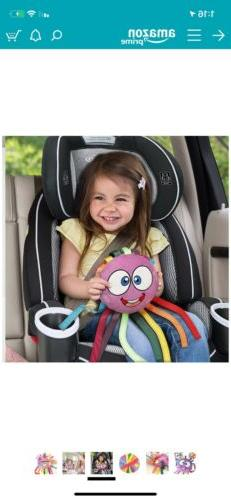 Toddler Children Early Educational Learning Octopus Buckle P