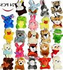 "Joyin Toy 24 Pack of Mini Animal Plush Assortment units 3"" e"