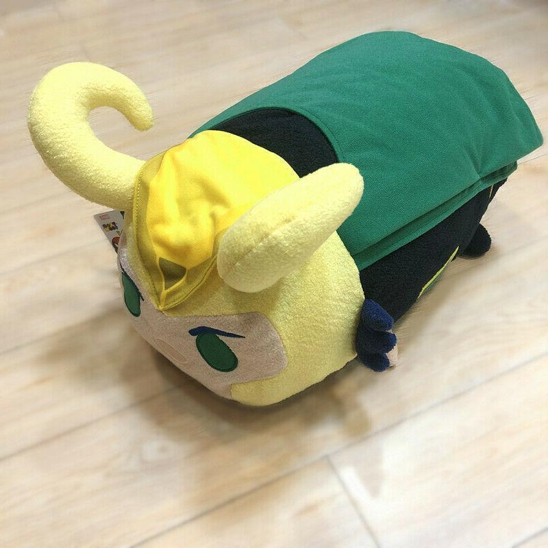 TSUM loki manga plush pillow cushion anime doll toy gift cus