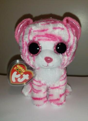 "Ty Beanie Boos ~ ASIA the 6"" Tiger ~ 2015 European Exclus NE"