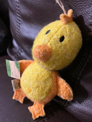 Spunky Pup Collection Chicken Toy
