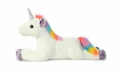 world super flopsie plush toy animal rainbow