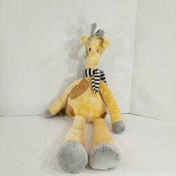 lambs and ivy bedtime originals giraffe plush