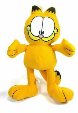 "Large 12"" Garfield Cat Plush Stuffed Animal Doll. Licensed T"