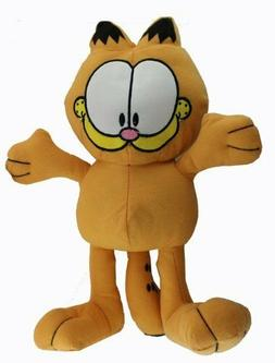 "Large 12"" Garfield Cat Plush Stuffed Animal. Licensed Toy. N"