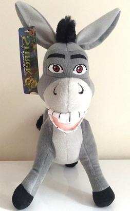 Large Shrek Donkey Plush 12''. New Licensed Toy . Dreamworks