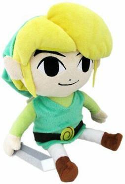 The Legend of Zelda: The Wind Waker Link 8-Inch Plush