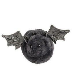 "Lil' Bitty Black Bat 4"" Inch Douglas Cuddle Toy Plush Animal"