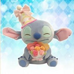 Disney Lilo & Stitch Big Plush ~ Happy Birthday version. Tor