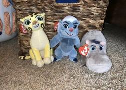 Lion Guard Ty Plush Stuffed Animal Toy Bunga