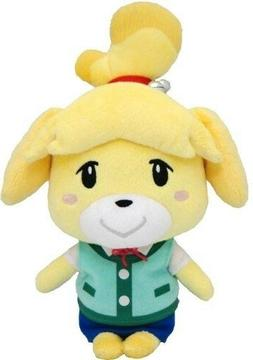Little Buddy Sanei - Animal Crossing New Leaf - Isabelle Shi