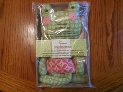 Lolli Living Softie Plush and Blanket, Sofia Frog New