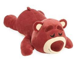 "Disney Store Lotso Cuddleez Plush Large 25"" Super Soft Toy S"