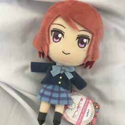 Love Live Sunshine FuRyu plush stuffed doll 15cm Nishikino M