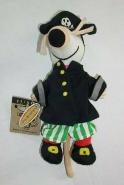 "MAISY MOUSE Pirate Maisy 9"" NEW w/ TAGS plush stuffed toy NW"