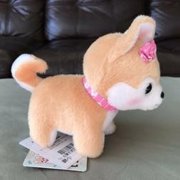 "AMUSE - Mameshiba San Kyodai ""Koume"" Shiba Inu Pink Dog"