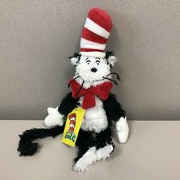 "Manhattan Toy Company Dr. Seus 13"" Cat in the Hat Authentic"