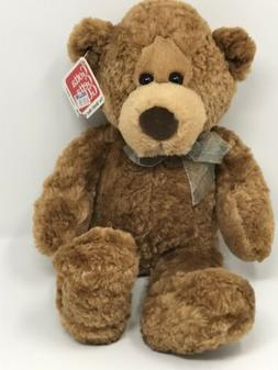 GUND Marmalade Bear Plush Toy - 14 Inch - NEW WITH TAGS
