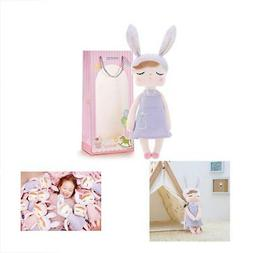 Me GrownUp Toys Too Baby Girl Gifts Dolls Bunny Plush Rabbit
