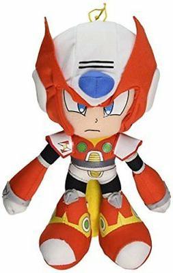 Mega Man X 8 Plush Zero