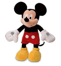 """Disney Mickey Mouse Plush 15"""" Inch Toy Soft Brand New with t"""