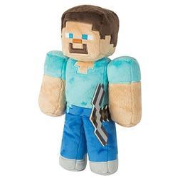 JINX Minecraft Steve Plush Stuffed Toy