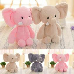 Mini Elephant Stuffed Plush Toy Soft Animal Doll Gift For Yo