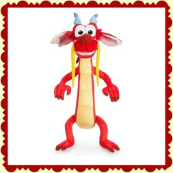 "Disney Mulan Mushu Plush Toy Doll - Small - 15"" NEW"