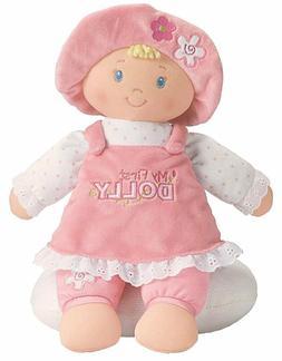 Gund My First Dolly Stuffed Doll Plush Baby Toy Soft 1st 12