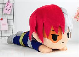 My Hero Academia Boku no hero Todoroki Shouto Plush Doll Ani